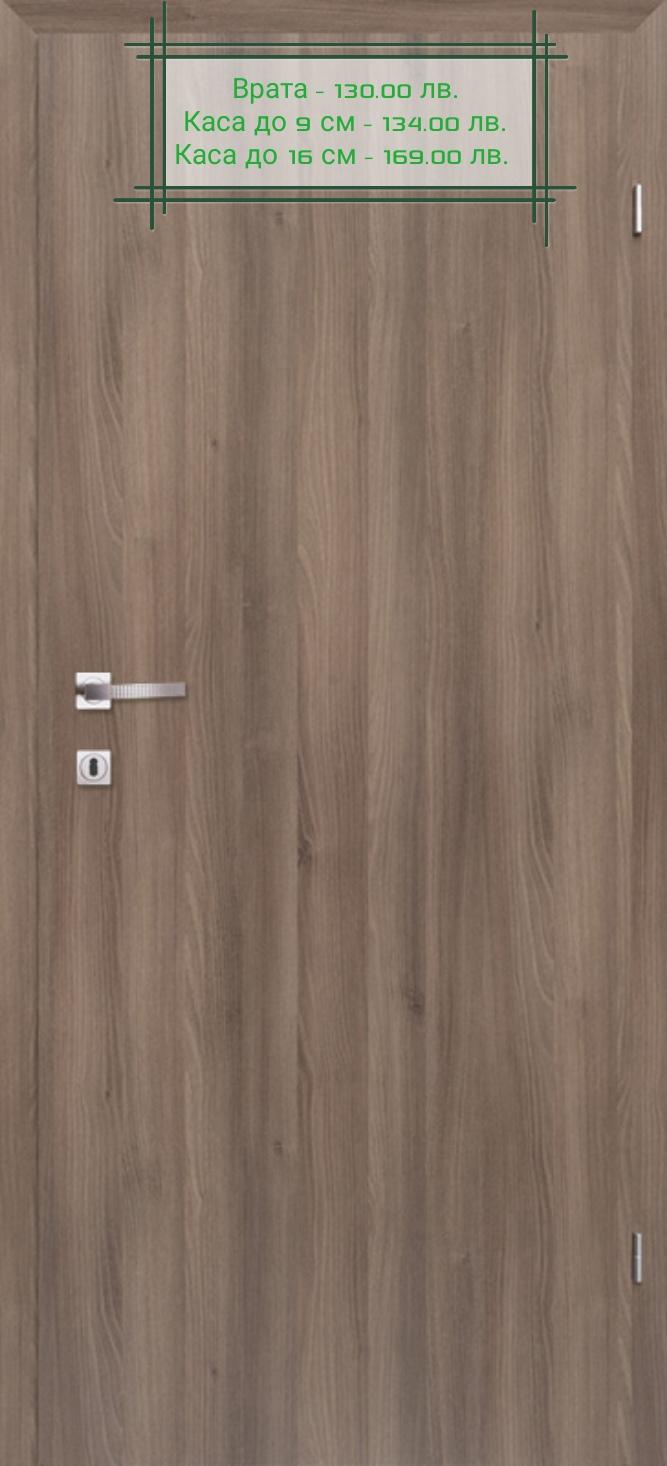 Врата Classen Сенчъри м.1 Ясен графит CPL Irid ламинат фолио  - 130.00 лв.