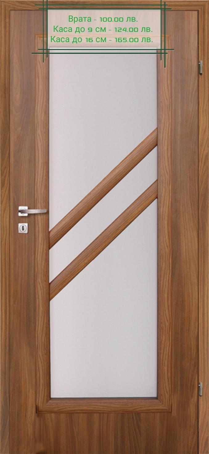 Врата Classen Антиопе м.1 Акация Primo фолио - 220.00 лв.