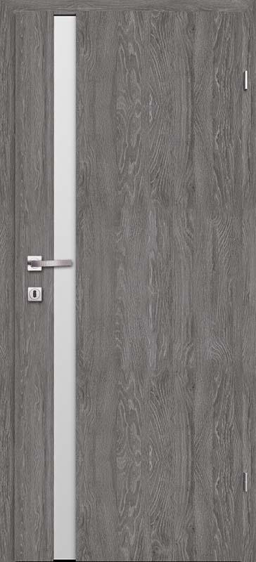 Врата Класен цвят Дъб Гриджио CPLламинат фолио мод.4 - 410.00 лв.