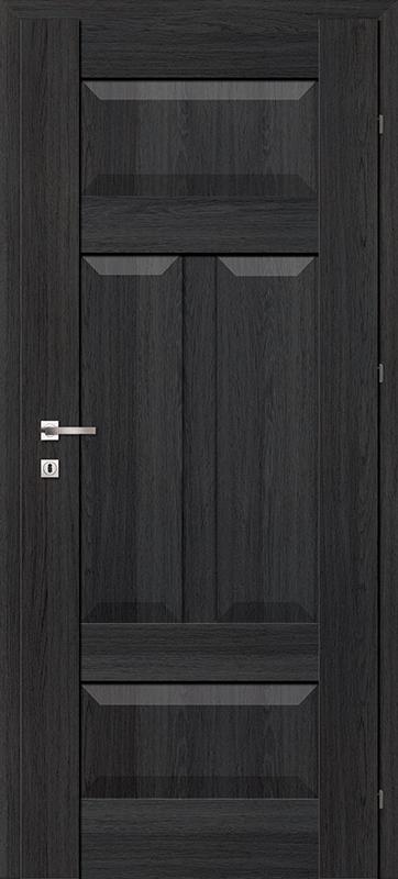 Врата Класен цвят Антриацит Примо фолио мод.1 - 320.00 лв