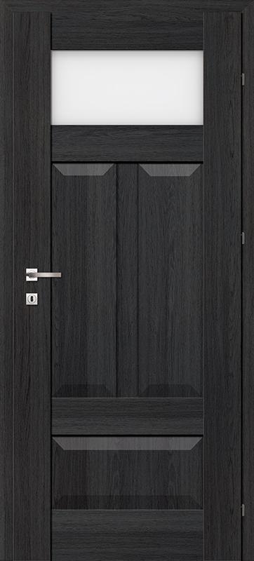 Врата Класен цвят Антриацит Примо фолио мод.2 - 320.00 лв