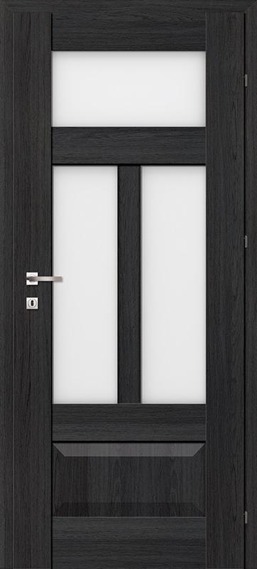 Врата Класен цвят Антриацит Примо фолио мод.3 - 320.00 лв