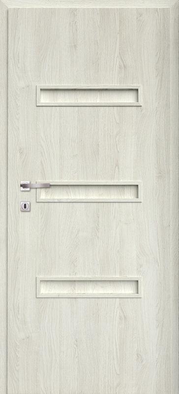 Врата Класен цвят Сив дъб Примо фолио м.5 - 170.00 лв.
