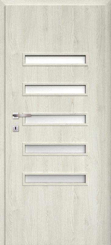 Врата Classen Ясен кафяв Irid м.6 - 200.00 лв.