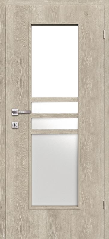 Врата Класен Дъб Кендал CPL ламинат фолио мод.2 - 250.00 лв.
