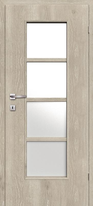 Врата Класен Дъб Кендал CPL ламинат фолио мод.5 - 250.00 лв.