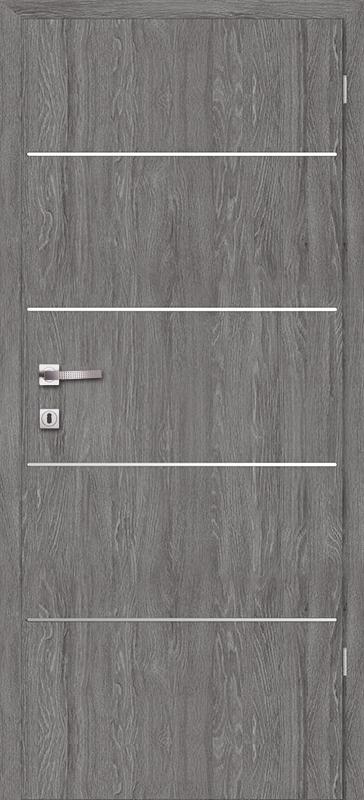 Врата Класен Дъб Гриджио CPL ламинат фолио мод..4 - 290.00 лв.