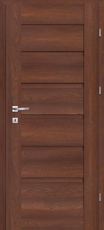Врата Kласен цвят Опушен дъб Примо фолио мод.1 - 260.00 лв.