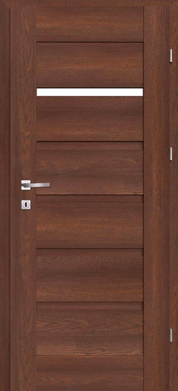 Врата Kласен цвят Опушен дъб Примо фолио мод.2 - 260.00 лв.