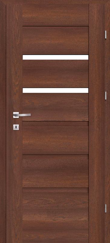 Врата Kласен цвят Опушен дъб Примо фолио мод.3 - 260.00 лв.