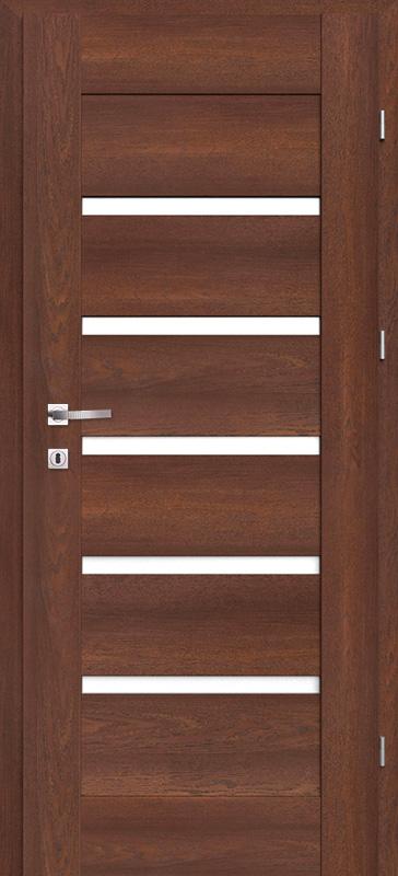 Врата Kласен цвят Опушен дъб Примо фолио мод.4 - 260.00 лв.