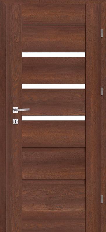 Врата Kласен цвят Опушен дъб Примо фолио мод.5 - 260.00 лв.