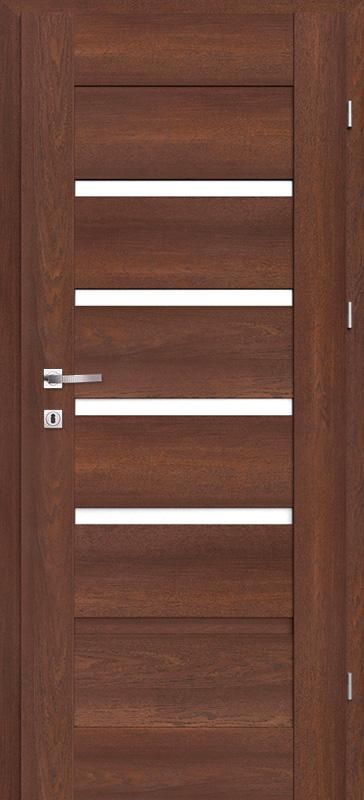 Врата Kласен цвят Опушен дъб Примо фолио мод.6 - 260.00 лв.