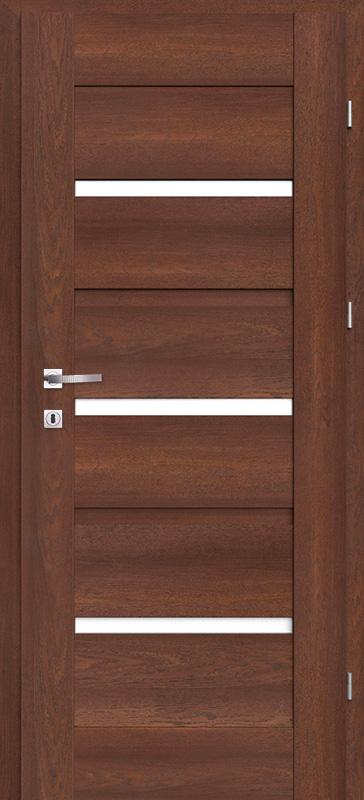 Врата Kласен цвят Опушен дъб Примо фолио мод.8 - 260.00 лв.