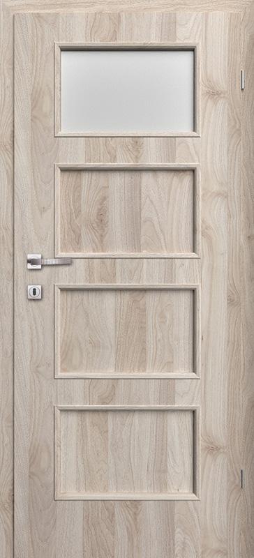 Врата Класен цвят Орех светъл Примо фолиом.1/4 - 230.00 лв.