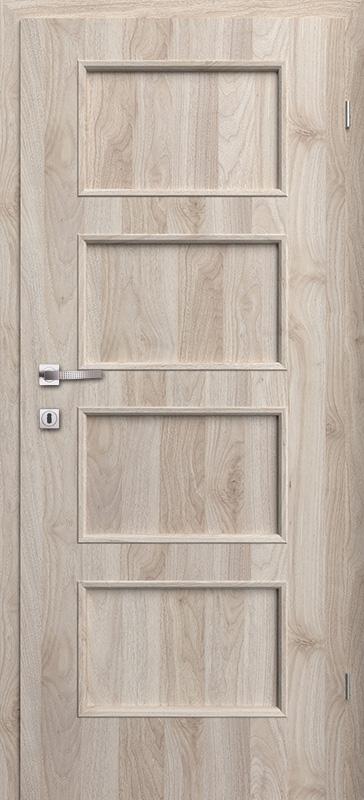 Врата Класен цвят Орех светъл Примо фолио м.1 - 230.00 лв.