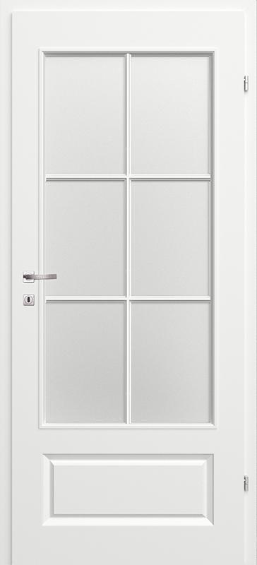 Врата Класен Бял лак UV м.1.5 - 340.00 лв.