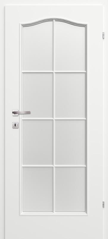 Врата Класен Бял лак UV м.2.10 - 340.00 лв.