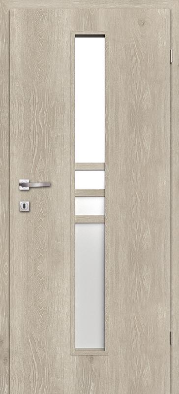 Врата Класен Дъб Кендал CPL ламинат фолио мод.1 - 250.00 лв.