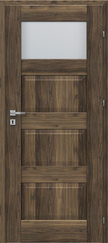 Врата Класен Дъб Катания Примо фолио мод.1.10 - 310.00 лв.
