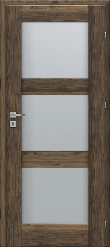 Врата Класен Дъб Катания Примо фолио мод.1.7 - 310.00 лв.