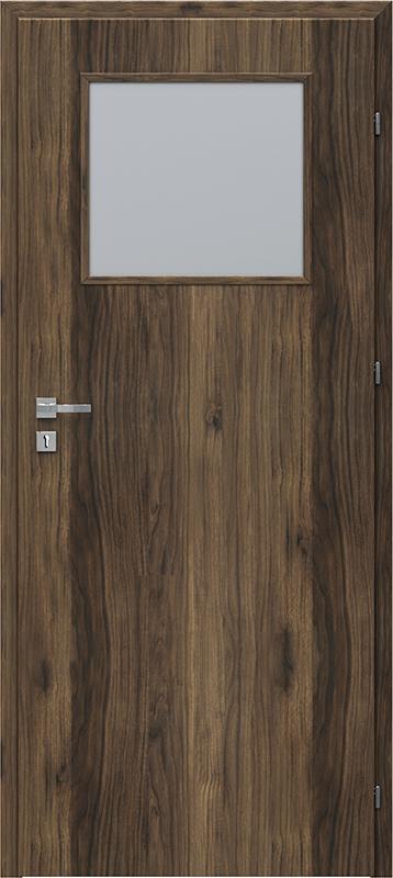 Врата Класен цвят Дъб Катания Примо фолио мод.2 - 160.00 лв.