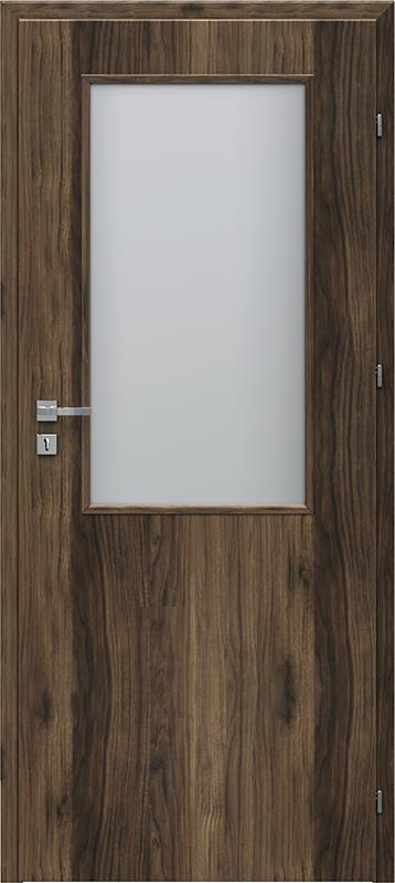 Врата Класен цвят Дъб Катания Примо фолио мод.3 - 190.00 лв.