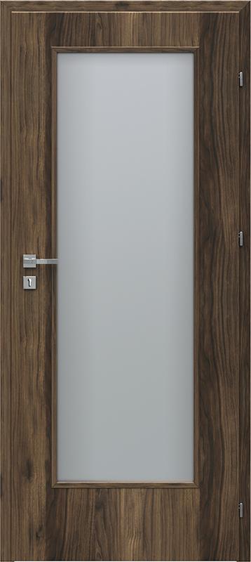 Врата Класен цвят Дъб Катания Примо фолио мод.4 - 210.00 лв.