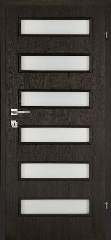 Врата Kласен цвят Венге CPL ламинат фолио мод.1 - 310.00 лв.