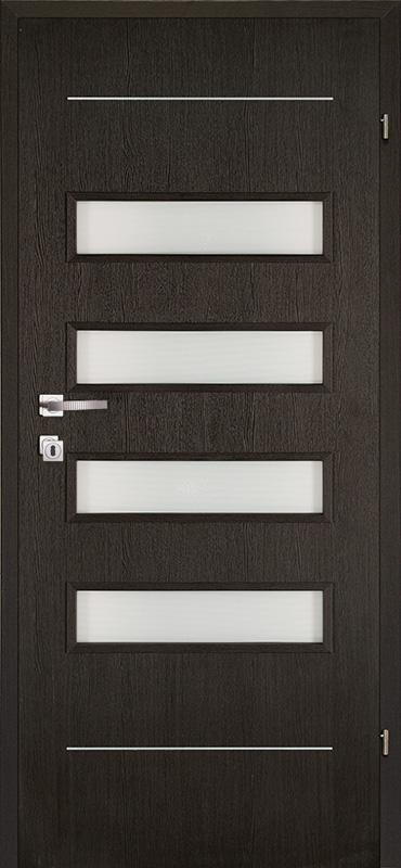 Врата Kласен цвят Венге CPL ламинат фолио мод.2 - 310.00 лв.