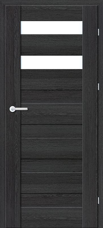 Врата Класен цвят Дъб Антриацит мод.2 - 260.00 лв.