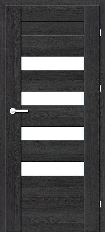 Врата Класен цвят Дъб Антриацит мод.3 - 260.00 лв.