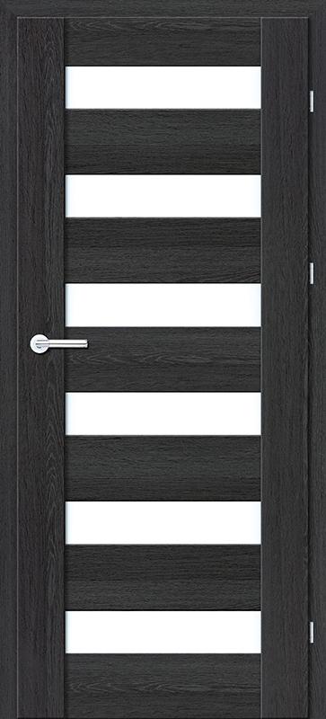 Врата Класен цвят Дъб Антриацит мод.5 - 260.00 лв.