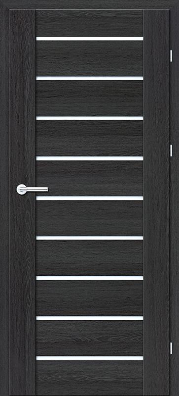 Врата Класен цвят Дъб Антриацит мод.5 - 290.00 лв.