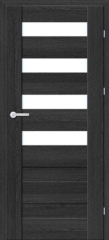 Врата Класен цвят Дъб Антриацит мод.7 - 260.00 лв.