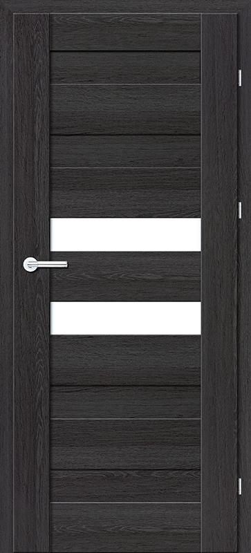 Врата Класен цвят Дъб Антриацит мод.8 - 260.00 лв.