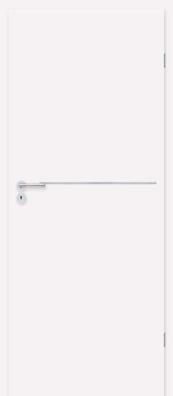 Врата Класен цвят Бял CPL ламинат фолио мод.4 - 330.00 лв.