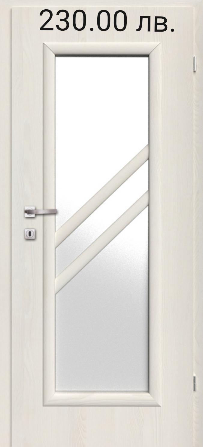 Врата Classen Aниопе м.3 Ясен бял Primo фолио  - 230.00 лв.