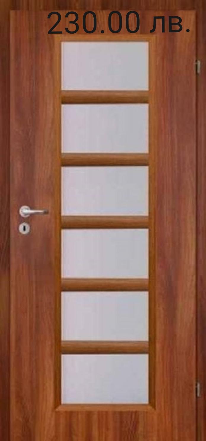 Врата Classen Калинга м.3 Орех Primo фолио  - 220.00 лв.