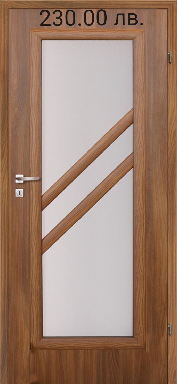 Врата Classen Антиопе м.1 Акация Primo фолио - 230.00 лв.