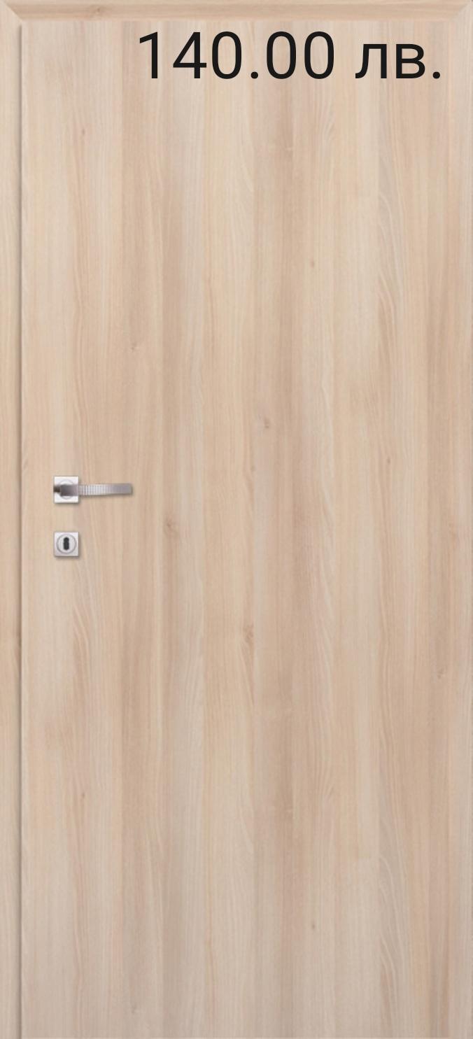 Врата Classen Сенчъри м.1 Ясен сняг CPL ламинат фолио  -  140.00 лв.