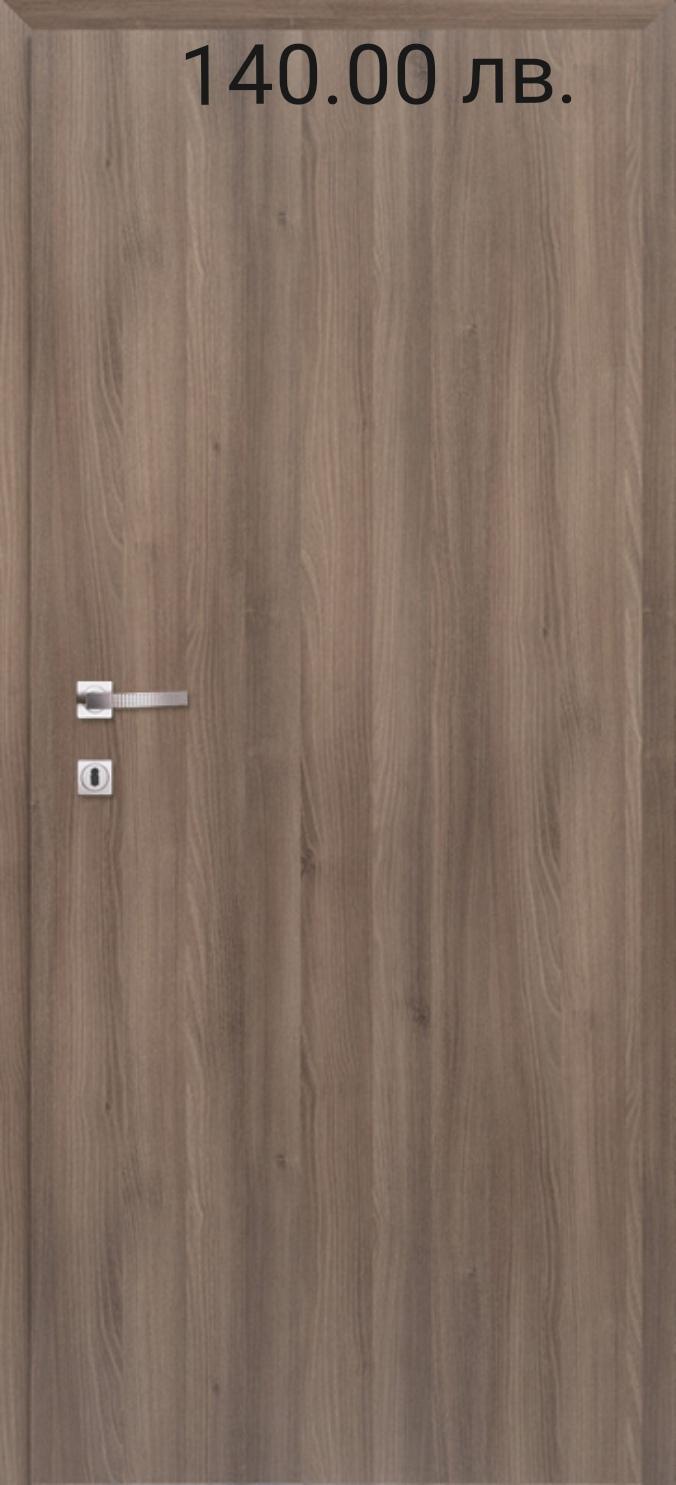 Врата Classen Сенчъри м.1 Ясен графит CPL Irid ламинат фолио  - 140.00 лв.