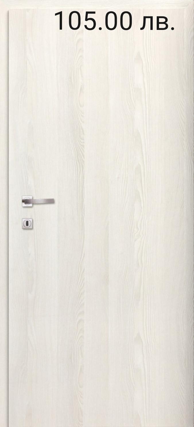 Врата Classen Сенчъри м.1 Ясен бял Primo фолио  - 105.00 лв.