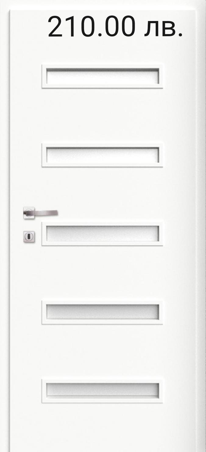 Врата Classen Сенчъри м.7  Бялo Primo фолио  -  210.00 лв.